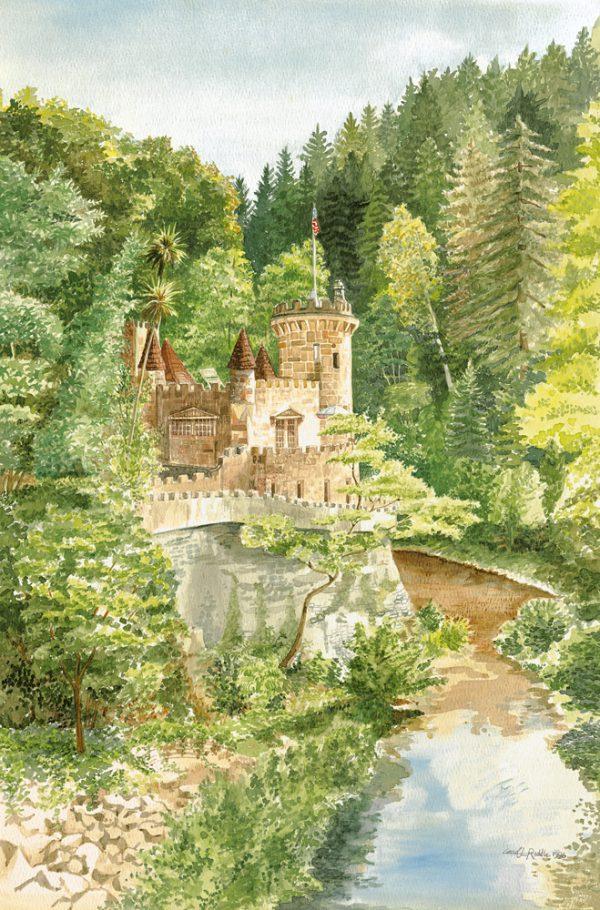 The Castle, Ben Lomond