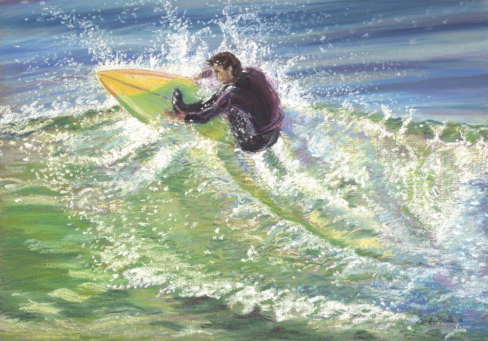 Santa Cruz Surfer