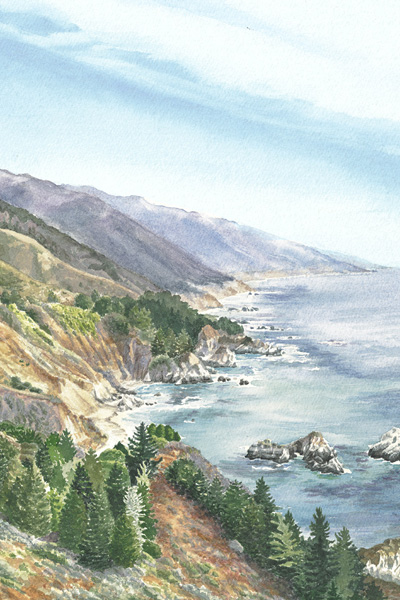 Big Sur - South