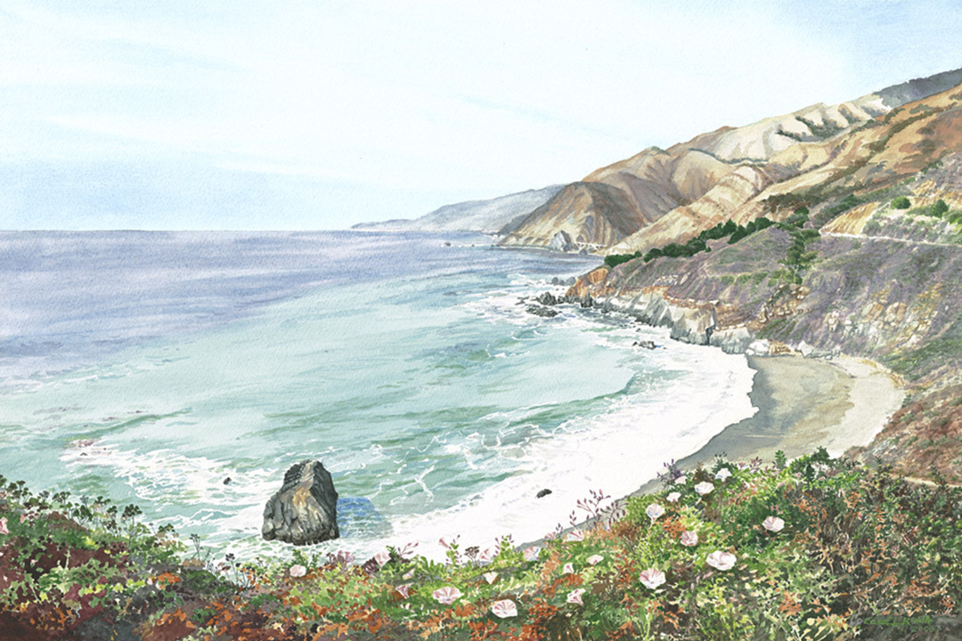 Big Sur - North