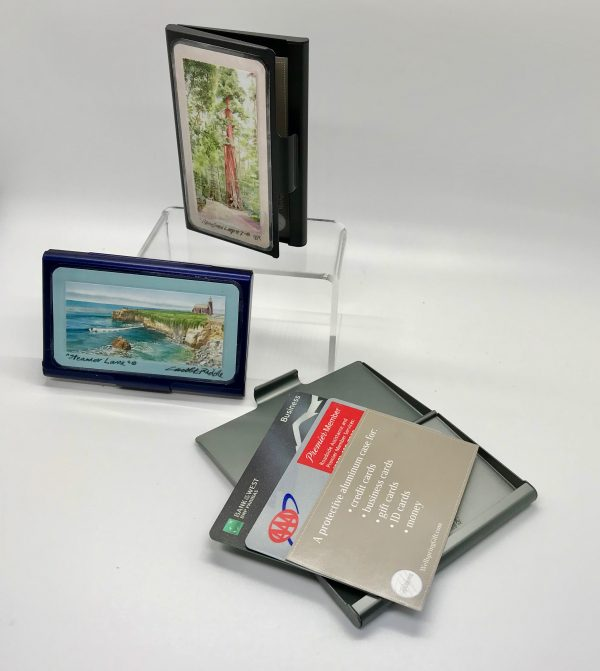 Productive Aluminum Case