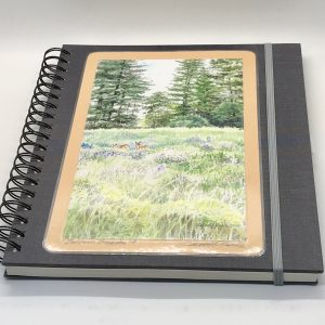 Watercolor Field Book